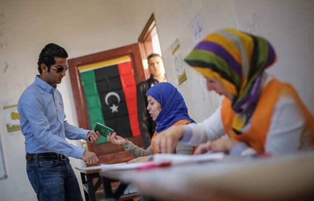 В Ливии после выборов наступит долгожданный мир