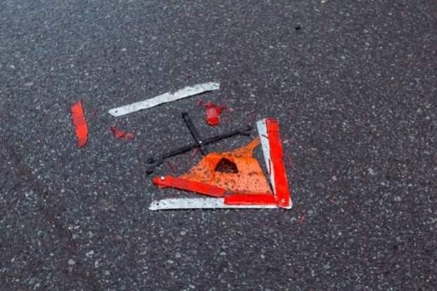 """Школьник на мотоцикле пострадал в столкновении с УАЗ """"Патриот"""" в Усольском районе"""