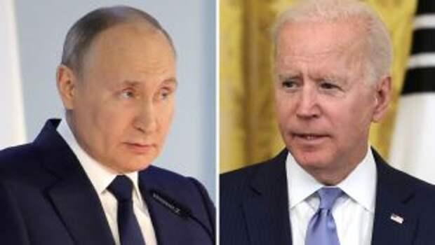 """Байден хочет донести до Путина, что """"США вернулись"""""""