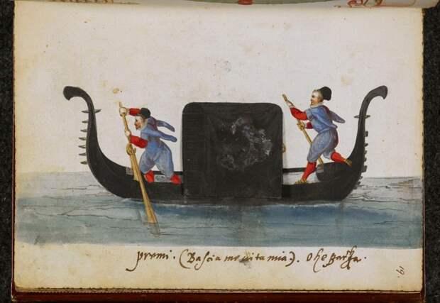 Книжки-раскладушки XVI века, пикантные иллюстрации которых вгоняли читателей в краску