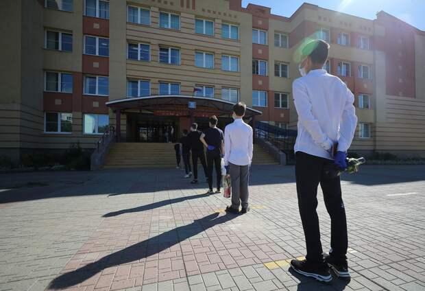 Вовсех школах Московской области пройдут проверки после стрельбы вКазани
