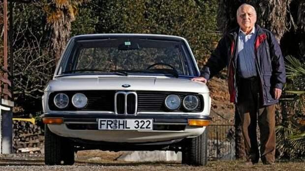 Автовладелец ждет извинений от BMW. Уже почти полвека!