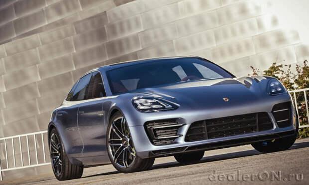 Porsche Pajun не будет... по крайней мере до 2019 года