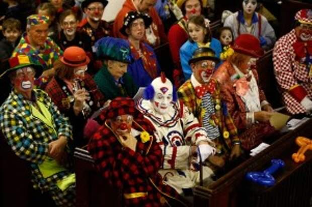 Почему клоуны стали злыми?