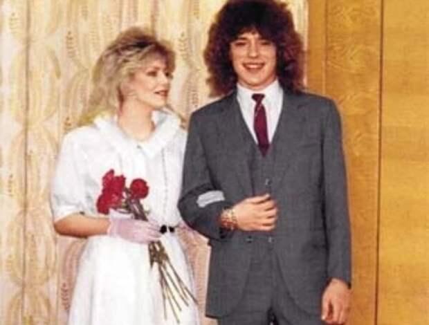 Брак Натальи Ветлицкой с Женей Белоусовым просуществовал 10 дней   Фото: vev.ru