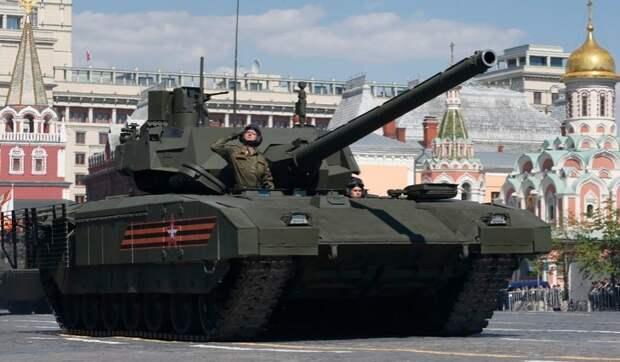 «Революционный» танк Кремля встревожил британскую разведку