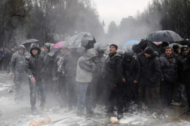 Седьмая годовщина гражданского подвига в Запорожье: «триста спартанцев» отстояли честь родного города