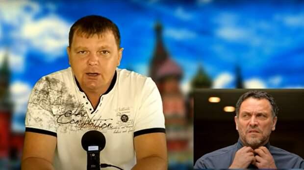 А вот он мутит против Шевченко.