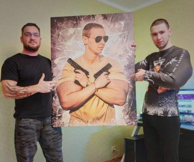 Российский фрик Кирил Терёшин — Умирать не страшно