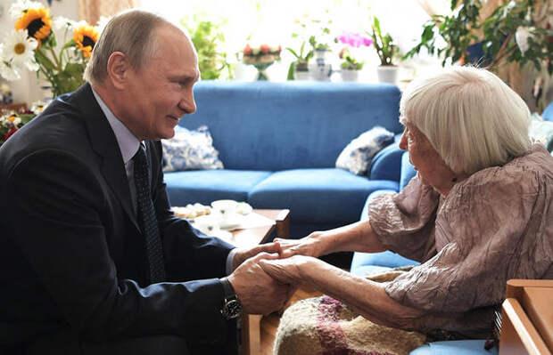 """Завещание Людмилы Алексеевой:""""Нам нужны два непоротых поколения"""""""