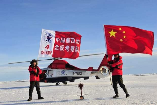 Павел Гудев: в Арктике Китай ведет политику двойных стандартов