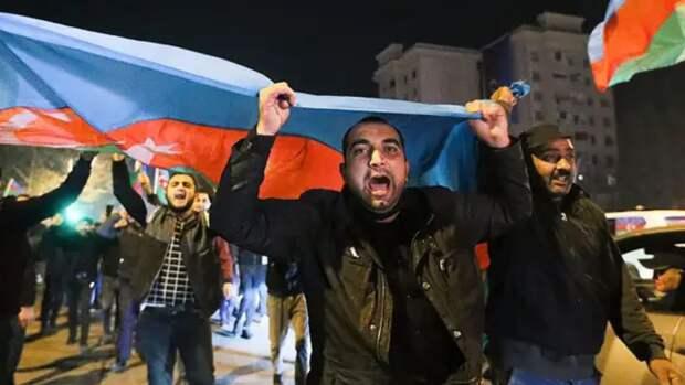 В РФ начинается Карабахская война: Войска противника уже в нашем тылу