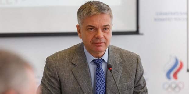 Шишкарев хочет сохранить место президента ФГР