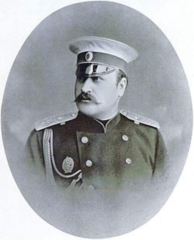 Советский разведчик, генерал, граф Игнатьев к Вашим услугам!
