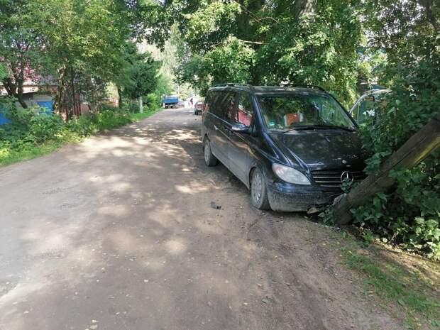 Пьяный водитель наехал на пенсионерку в Тверской области и пытался скрыться
