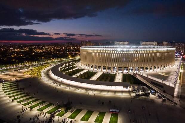 О строительстве предприятий и открытии новых рабочих мест в Краснодаре