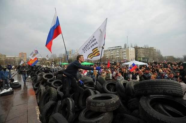 Военкор Котенок назвал фактическим признанием Москвой ДНР и ЛНР визит российских парламентариев в Донбасс