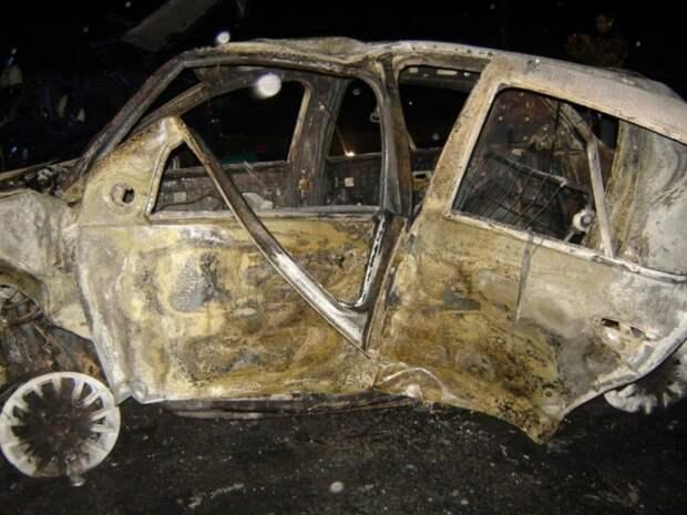 Фото смертельного ДТП в Карелии, жертвами которого стали пять человек