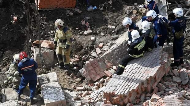 Названа возможная причина обрушения здания в Новосибирске