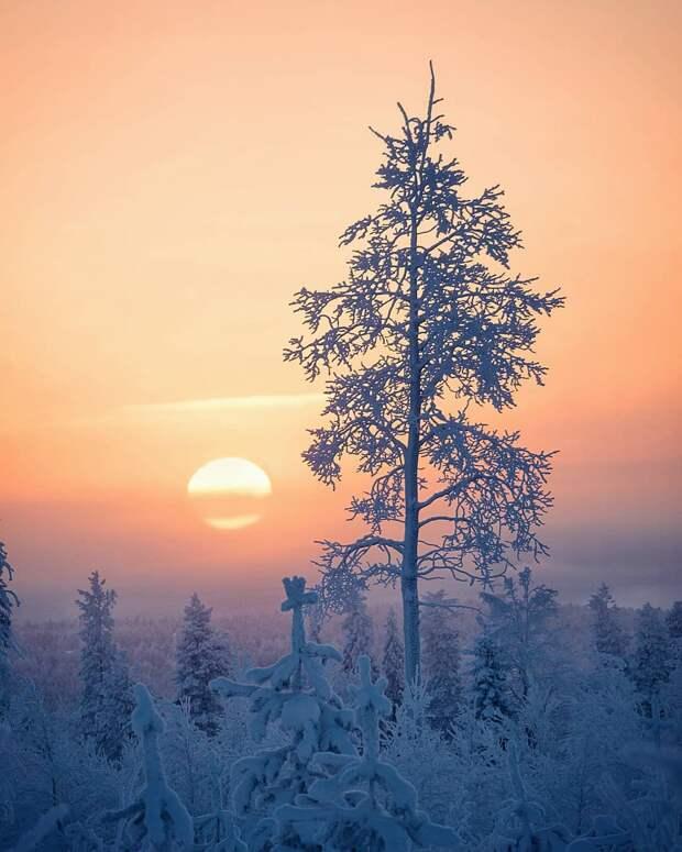 Непостижимая красота Исландии и Финляндии на волшебных снимках Эсси Траутвейн