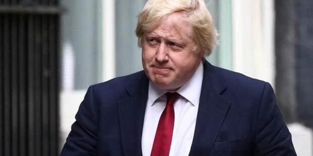 Решение о проходе эсминца возле Крыма принял Джонсон