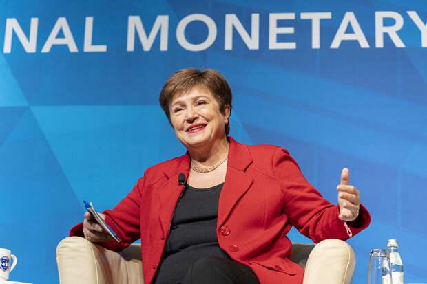 Глава МВФ предсказала глубочайший кризис со времен Великой депрессии