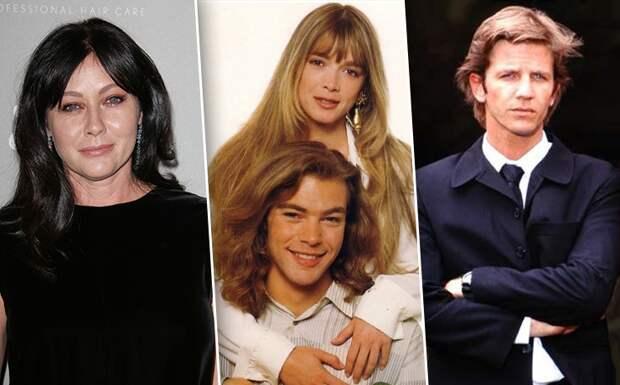 Герои 90-х: как живут актеры «Беверли-Хиллз», «Элен и ребята» и других сериалов