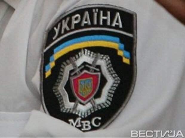 150 милиционеров Киевщины выехали в зону АТО