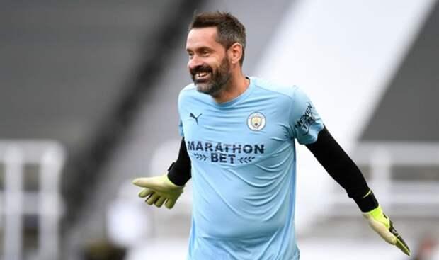 Вратарь «Манчестер Сити» Карсон выйдет на поле в АПЛ впервые за 10 лет