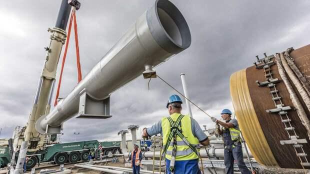 """Axios: США планируют отменить санкции в отношении оператора """"Северного потока-2"""""""