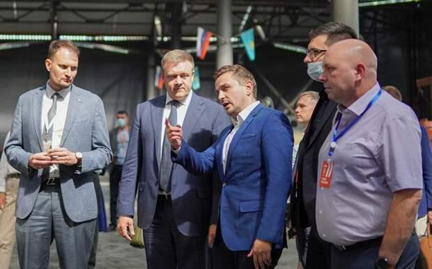 Рязанская бизнес-миссия во главе с губернатором перевыполнила план в Казахстане