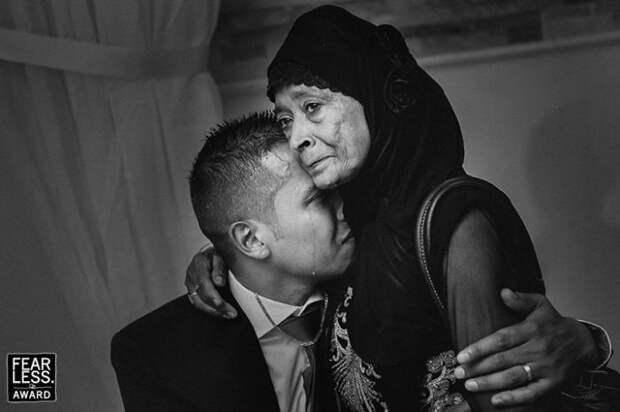 Автор снимка - нидерландский фотограф Асим Бари Чудри (Asim Bari Choudhry).