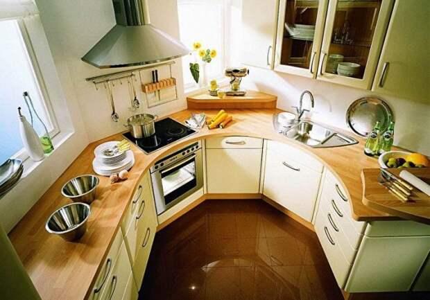 Маленькая кухня: тонкости оформления