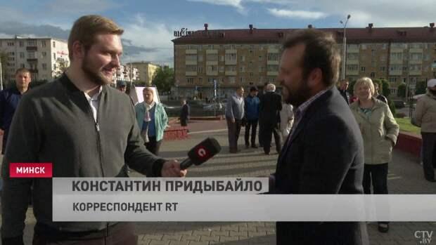 В белорусский «миротворец» начали вносить российских граждан