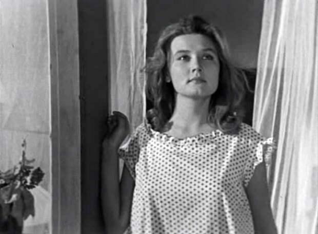 Вера Алентова в фильме *Дни летные*, 1965 | Фото: kino-teatr.ru
