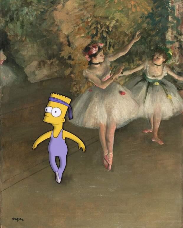 Симпсоны изобразительного искусства (4).jpg