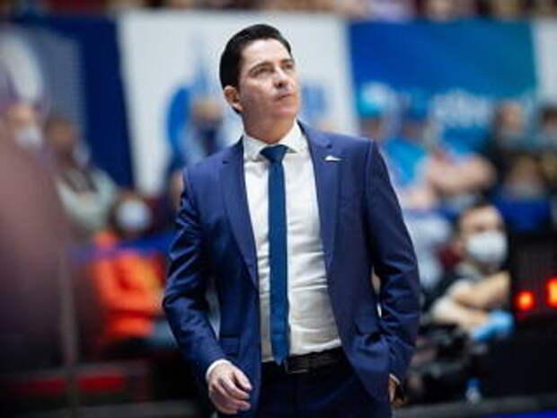 """Паскуаль назвал причины поражения """"Зенита"""" в матче с ЦСКА"""