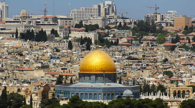 «Израиль так же поддерживал Украину». В Киеве провели акцию в поддержку
