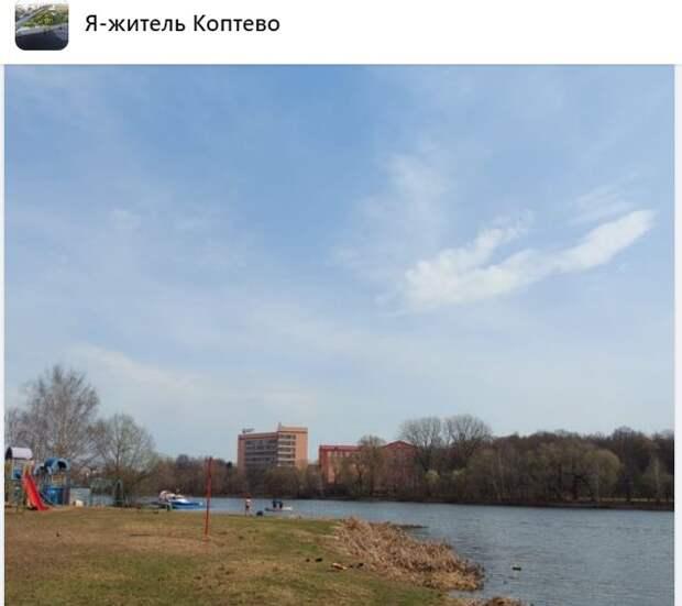 На Большом Садовом пруду открыли купальный сезон