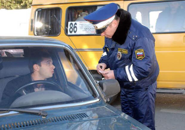 Революция в ГИБДД - МВД требует отказаться от «палочной» системы наказаний