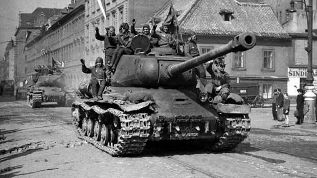Авантюра с Пражским восстанием 1945 года