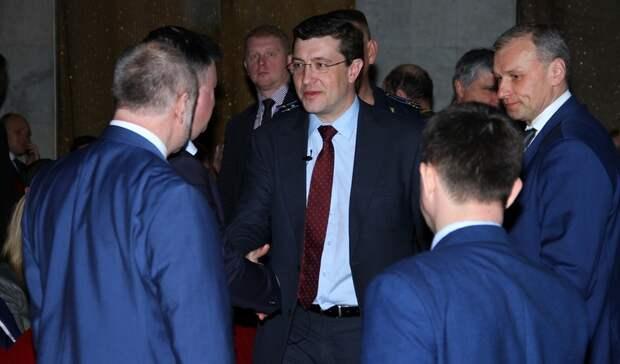 Никитин рассказал, намеренли онуйти споста губернатора после 800-летия Нижнего