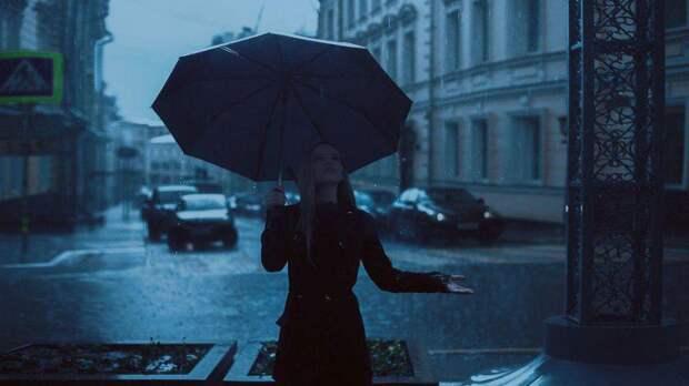 Дождь/ Фото pixabay.com