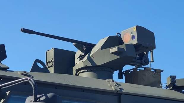 Сторожевые роботы-пулеметчики разработаны в России