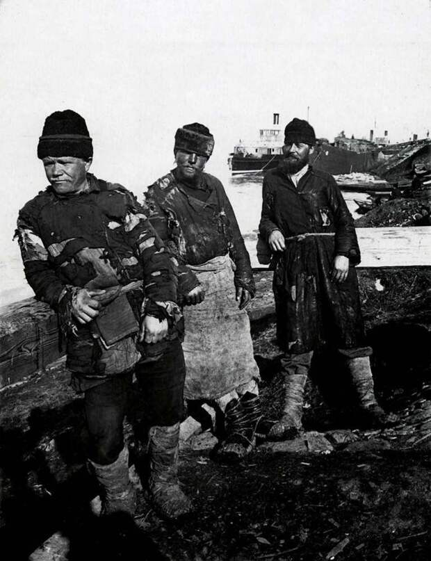 Нижегородские босяки. История в фотографиях, россия