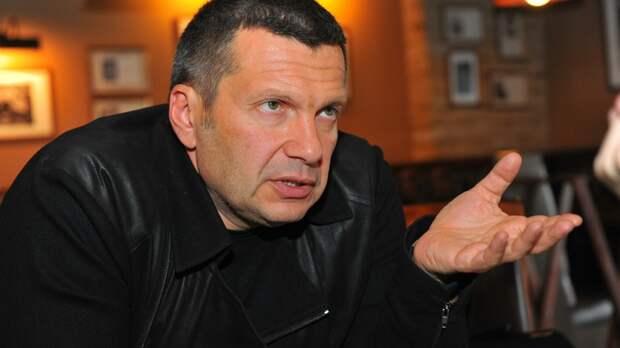 Соловьёва пытались поймать на лжи. Ведущий перешёл на крик в эфире