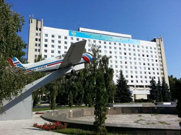 Ульяновская область предложила Китаю готовить пилотов гражданской авиации в вузах региона