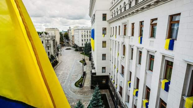 Партия Порошенко потребовала лишить Зеленского резиденции президента