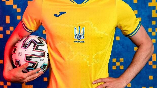 УЕФА одобрил форму сборной Украины с изображением Крыма