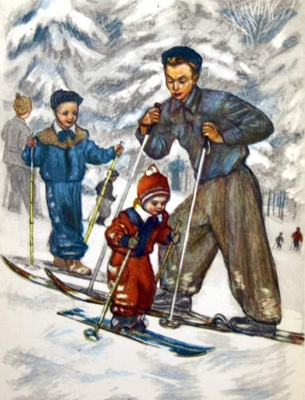 Как фотография советской девочки, укутанной в платок, вдохновила на создание статуэток и елочных игрушек